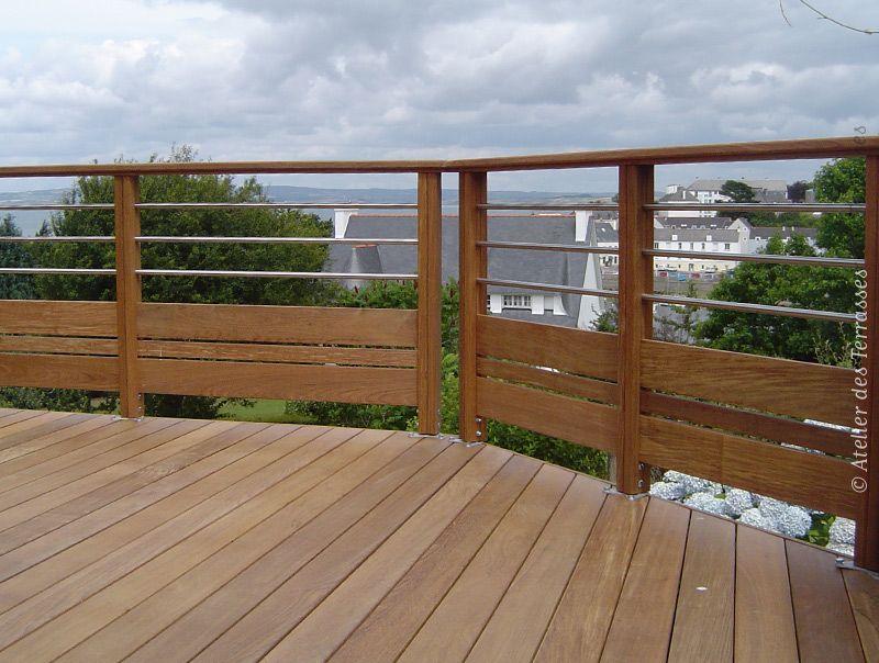 terrasse garden indoor railing deck railings et patio. Black Bedroom Furniture Sets. Home Design Ideas