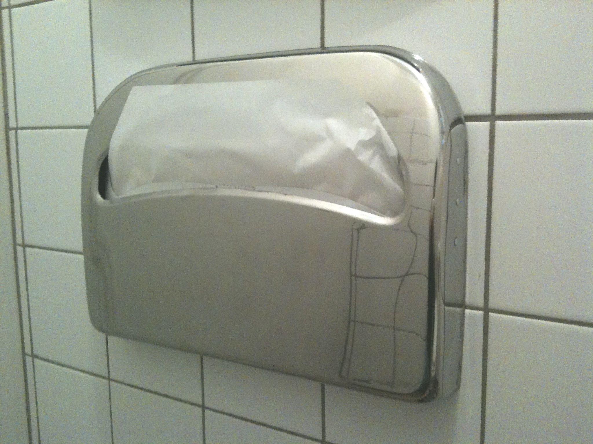 Disposable Paper Toilet Seat Cover Horeca Disposable