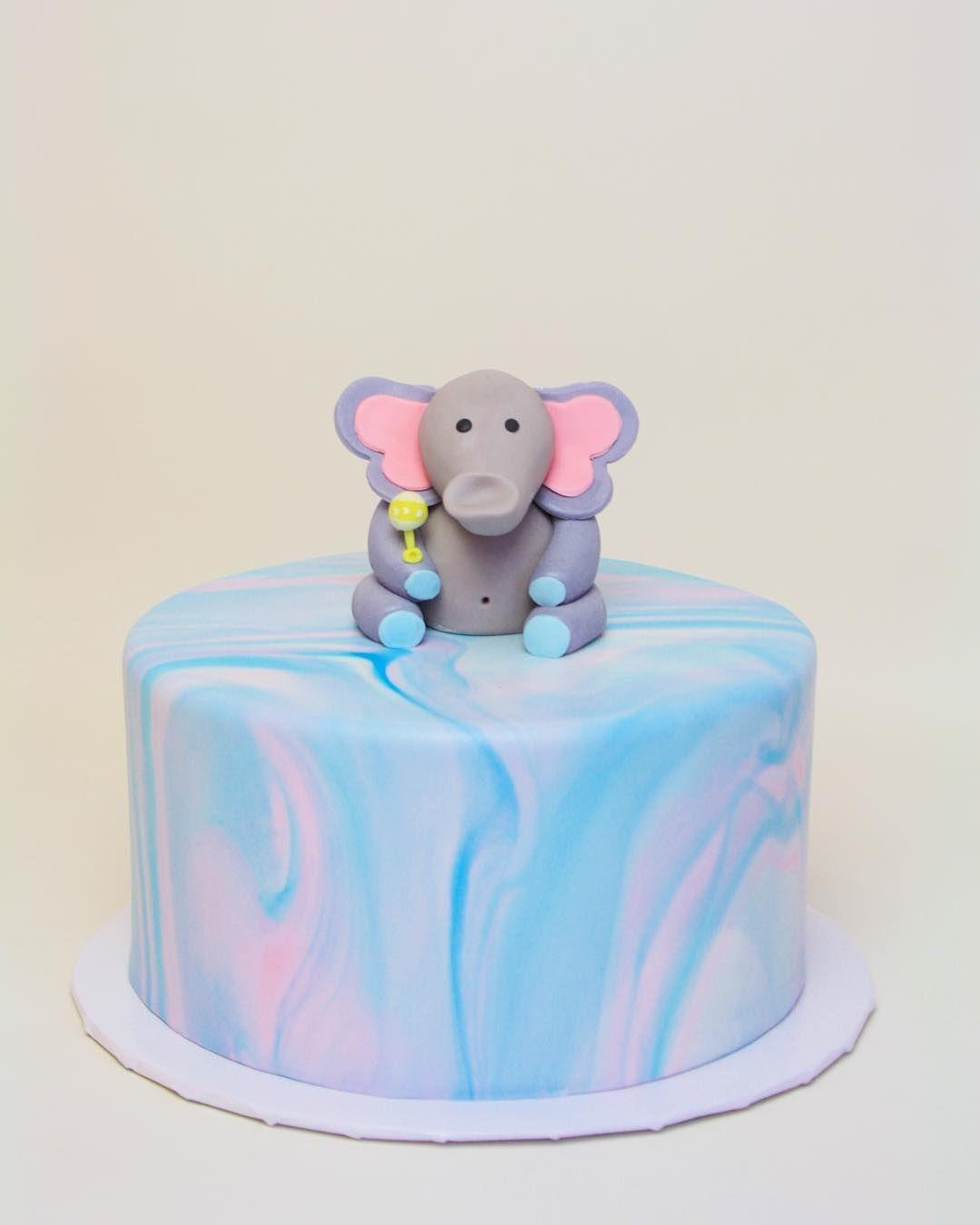 Marbled Gender Reveal Love Fondant Genderreveal Cake Cakes Yummy Yestobutter Buttercakeshop Gender Reveal Cake Gender Reveal Baby Shower Gender Reveal
