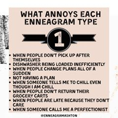 """Ashton Whitmoyer-Ober on Instagram: """"A couple of days ago I asked you your #enneagramtype and what annoys you the most. Here are their stories DUNDUN... I mean here are your…"""""""