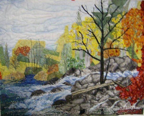"""Wilderness Splendour"" by Judith Veinot"