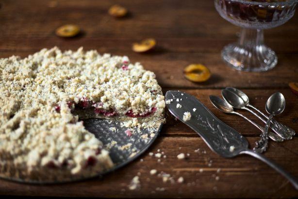 Zwetschgen-Mohn-Kuchen Strudel, Kuchen and Vegans - mega küchenmarkt stuttgart