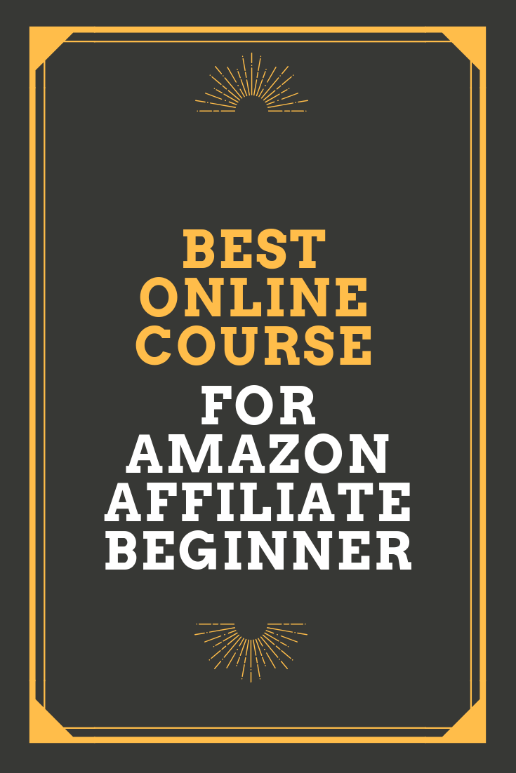 Build amazon affiliate sites that earn commissions every month from