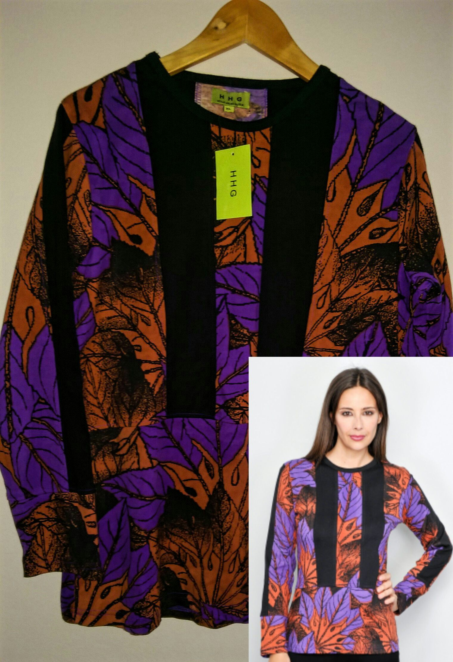 Camisola 100% algodão, tamanho XL  https://www.facebook.com/barraquinhadaalfreda/