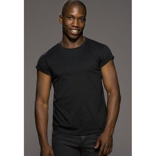 T-Shirt uomo in cotone biologico