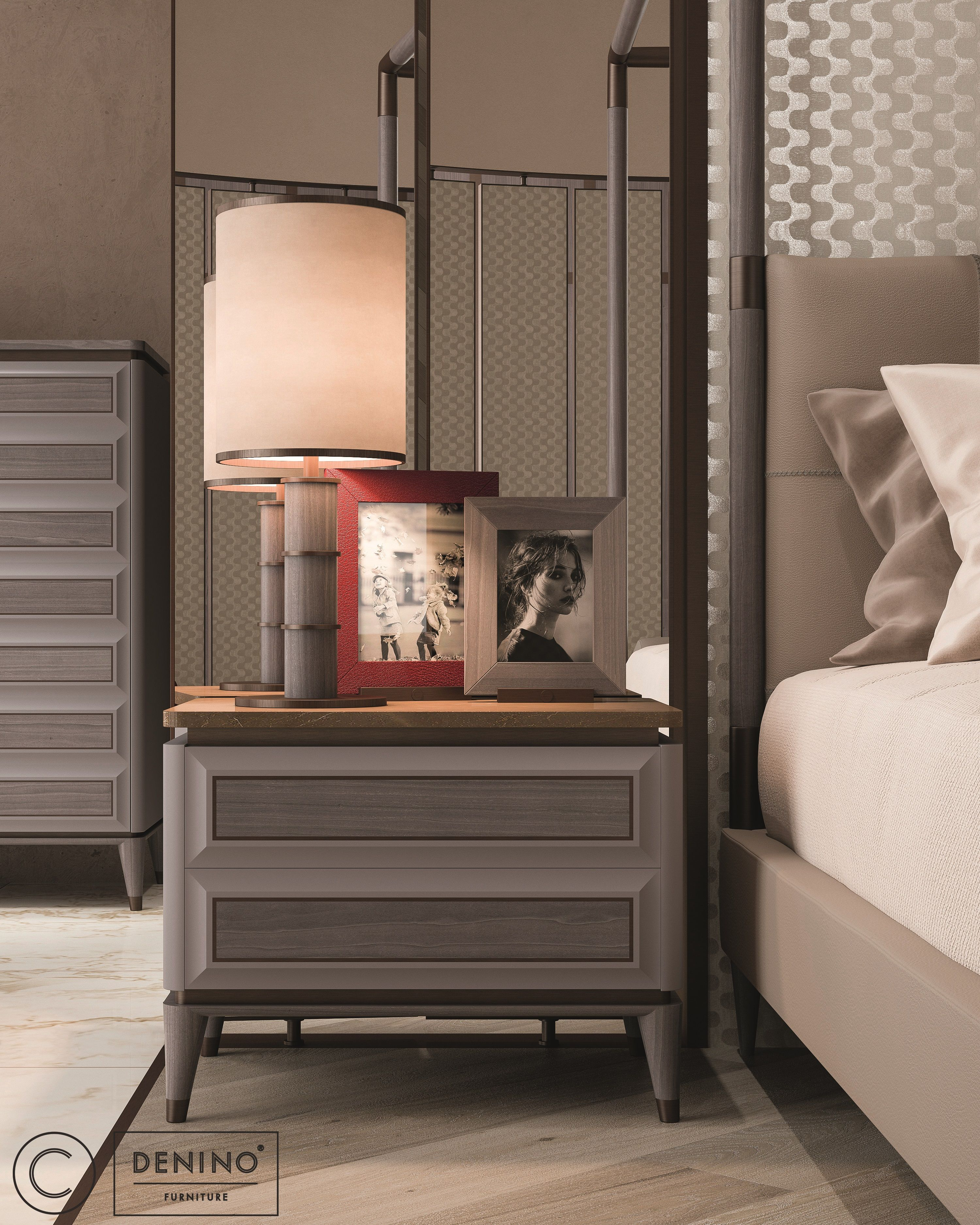 Cipriani Homood x Denino Furniture offer sophisticated