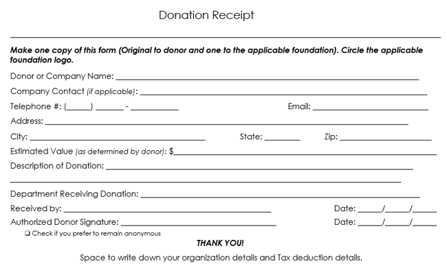Marvelous Sample Donation Receipt Template.png (650×391)