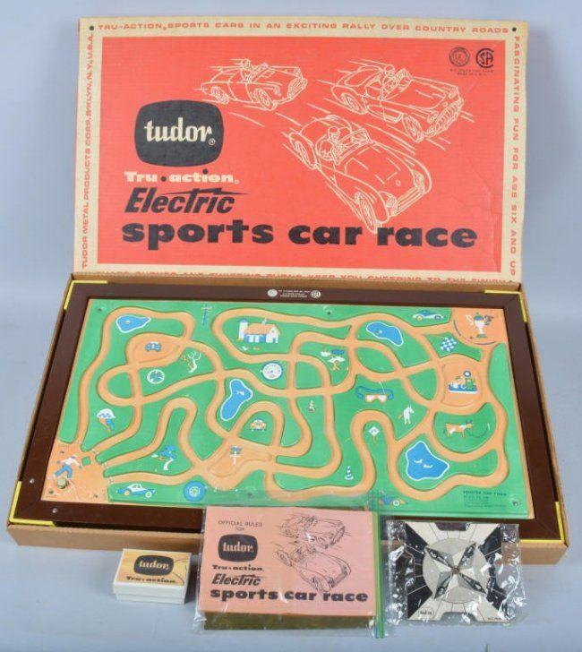 TUDOR SPORTS CAR RACE W/ BOX : Lot 587