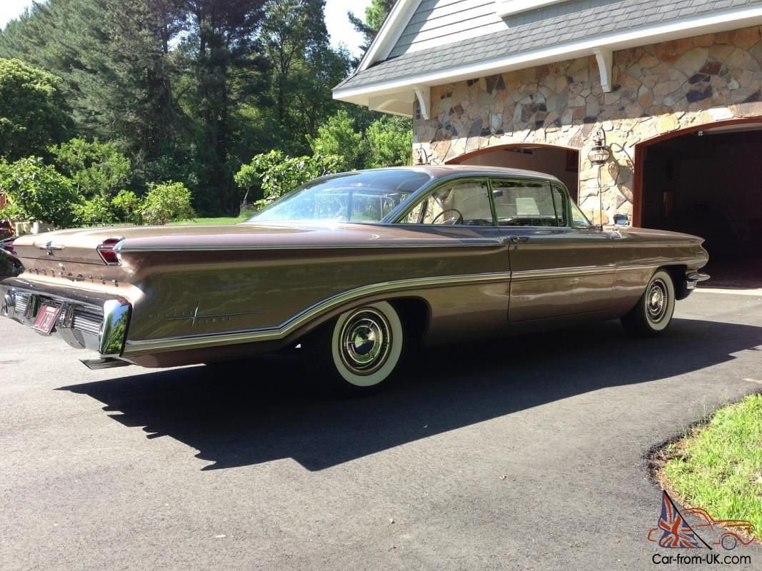 1960 Oldsmobile Ninety Eight Bubbletop Coupe For 1961 Buick Electra 225 Convertible Sale