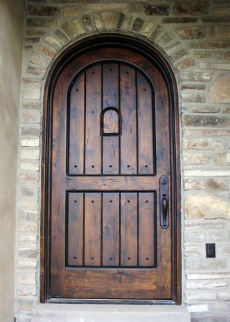 Popular neoclassical style building from 1895 until 1950 for 1950s front door styles
