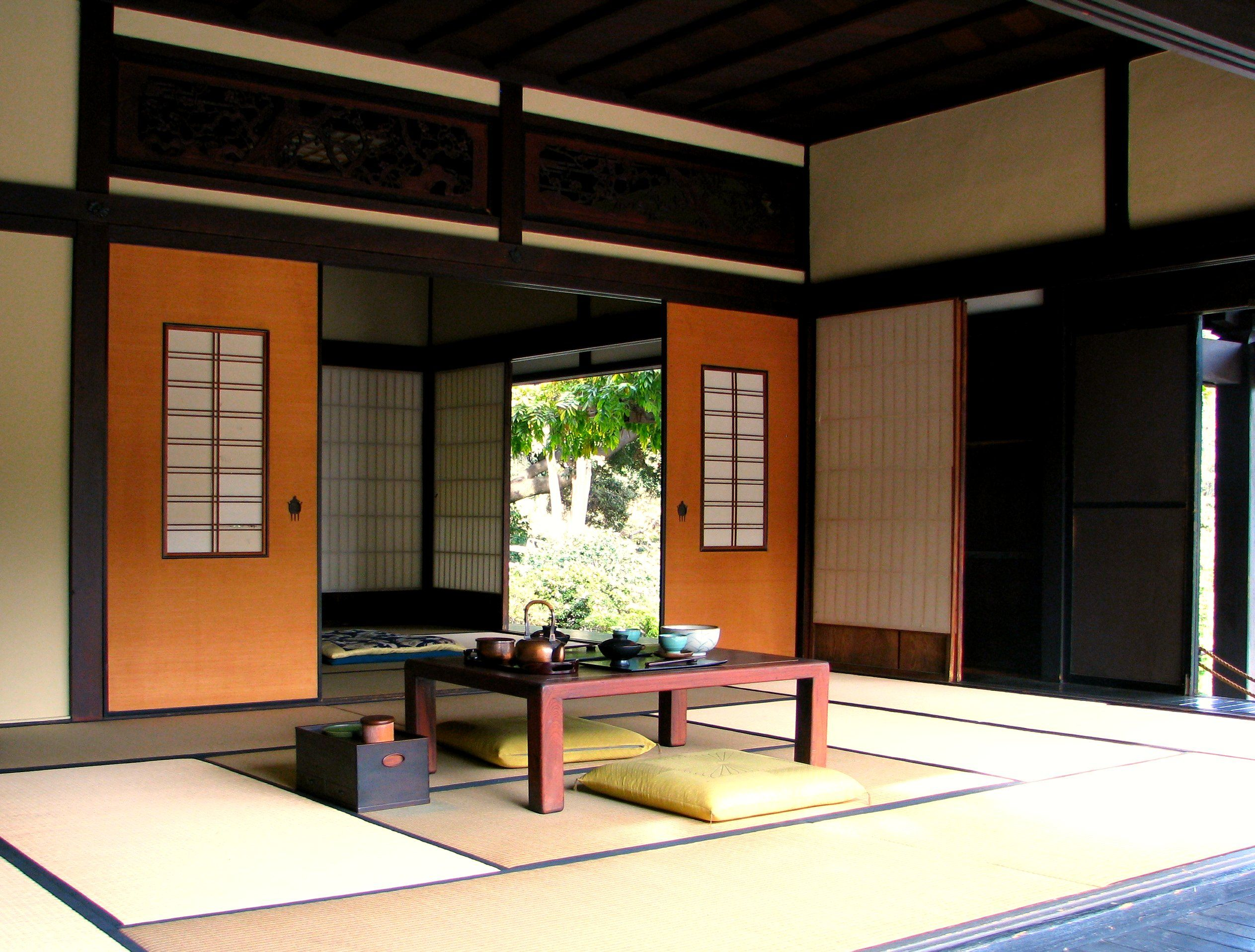 Traditional Japanese Home Design My Vision Board