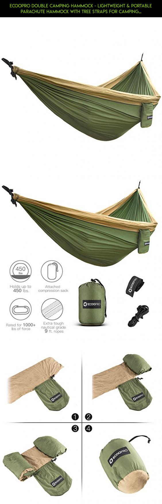 ... Parachute Hammock With Tree Straps For Camping, Backpacking, Travel,  Beach, Yard #technology #products #camera #kit #plans #shopping #parts  #tech #drone ...
