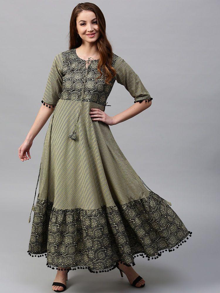 8faa9ac7d7 Indian Bollywood Kurta Kurti Designer Women Ethnic Dress Top Tunic Green  New #fashion #clothing #shoes #accessories #worldtraditionalclothing  #indiapakistan ...