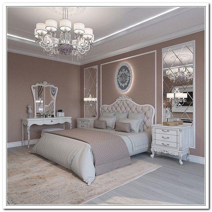 32 luxury taupe grey bedroom in 2020  luxurious bedrooms