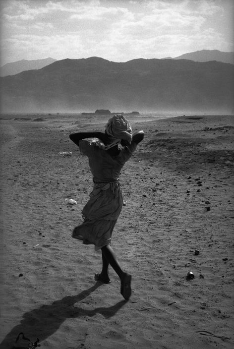 raymond depardon.....eritrea the danakil desert