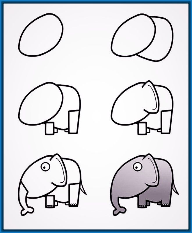 Dibujos Faciles Paso A Paso Para Ninos Dibujos Dibujos Dibujo