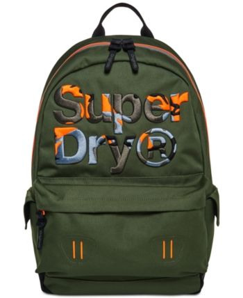 1ba1e978570f7 Superdry Men s Motion Montana Backpack - Green