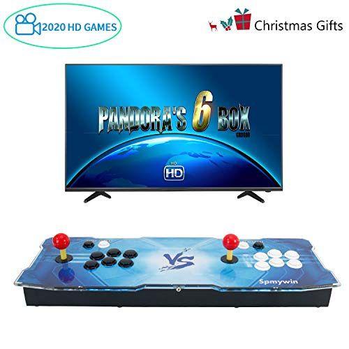 Best Gaming Console 2020 eBay #Sponsored Spmywin GroGou Arcade Video Game Console 2020 HD