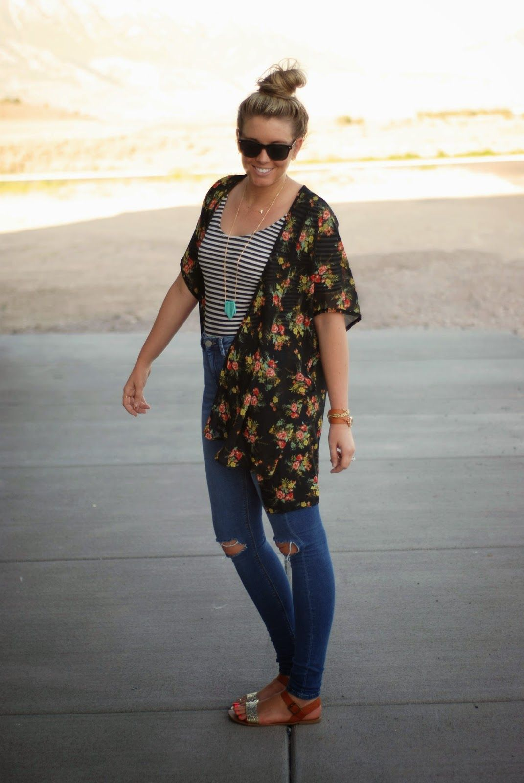 HAIR TALK FEATURING STYLES FOR LESS  GIVEAWAY  Kimonos Boho and