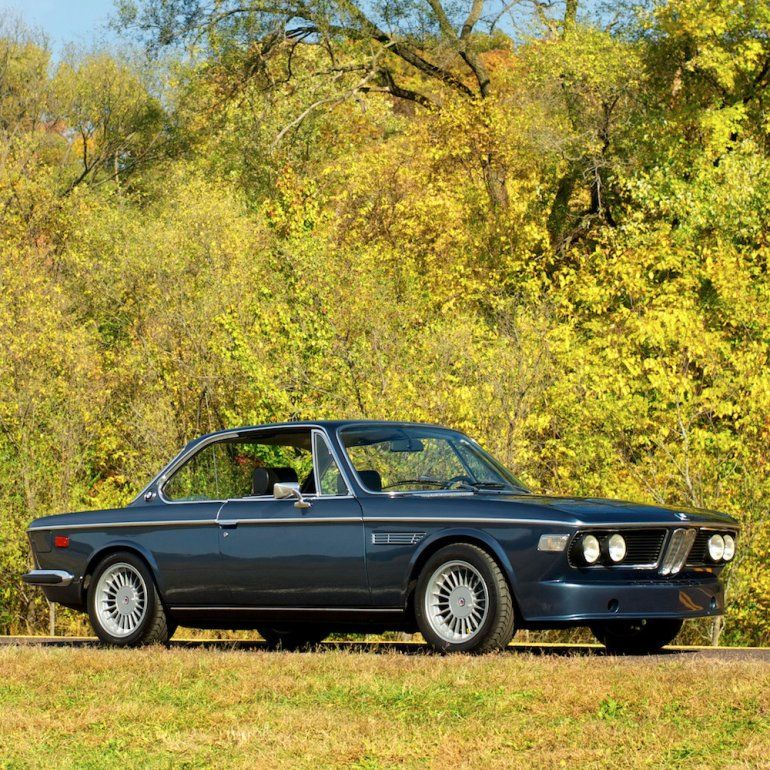 1972 Bmw 3 0csi Coupe Bmw Bmw For Sale Bmw E9