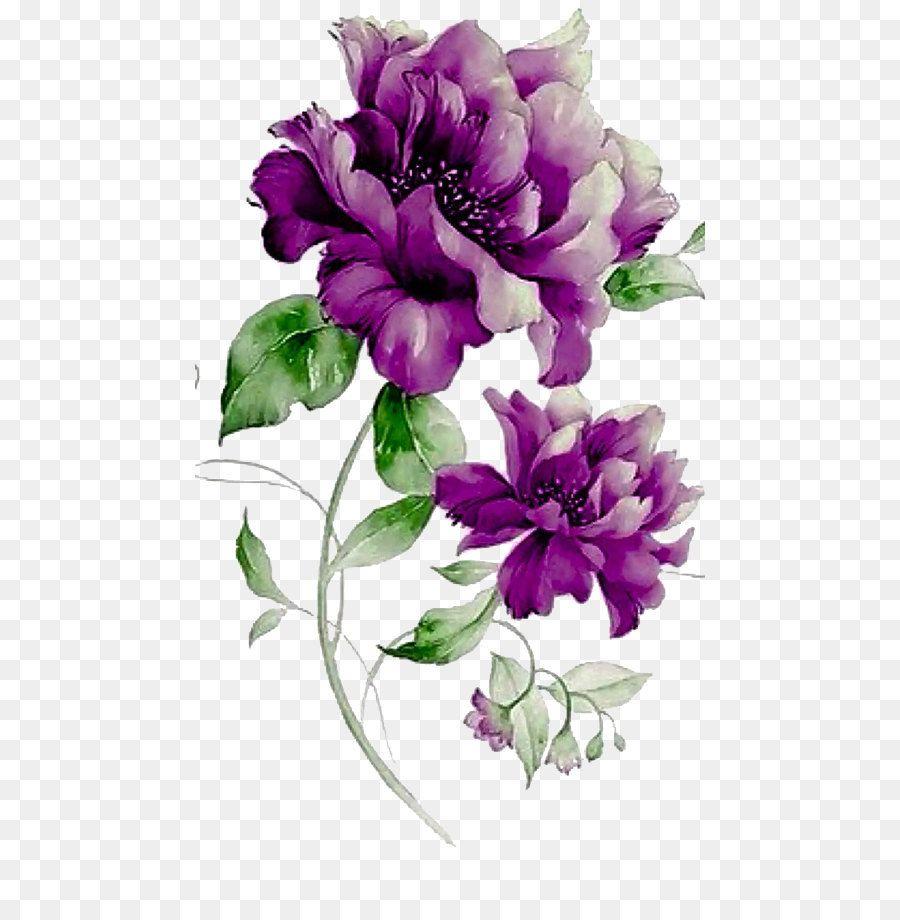 Flower Purple Floral Design Purple Flowers Purple Flowers Wallpaper Flower Printable Digital Flowers