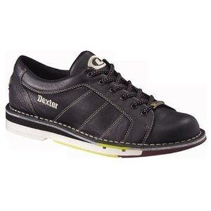 Dexter Mens SST 5 LX Black Bowling Shoes- Right Hand Wide Width by ...