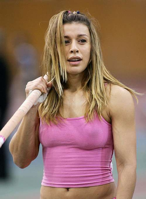 Pin by Bret Hart on Sexy Athletes | Pinterest | Female