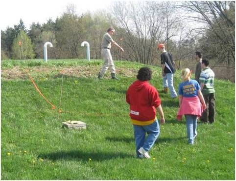 Special Needs Students Create A Bloominu0027 Butterfly Garden | Columbiana High  School, Ohio Via