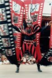 Carnival in Port-of-Spain, Trinidad. Peter Krog.