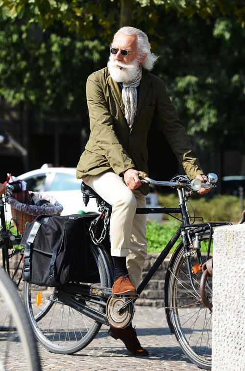 Snazzy Gent Lots Of Style Old Man Fashion Mens Street Style
