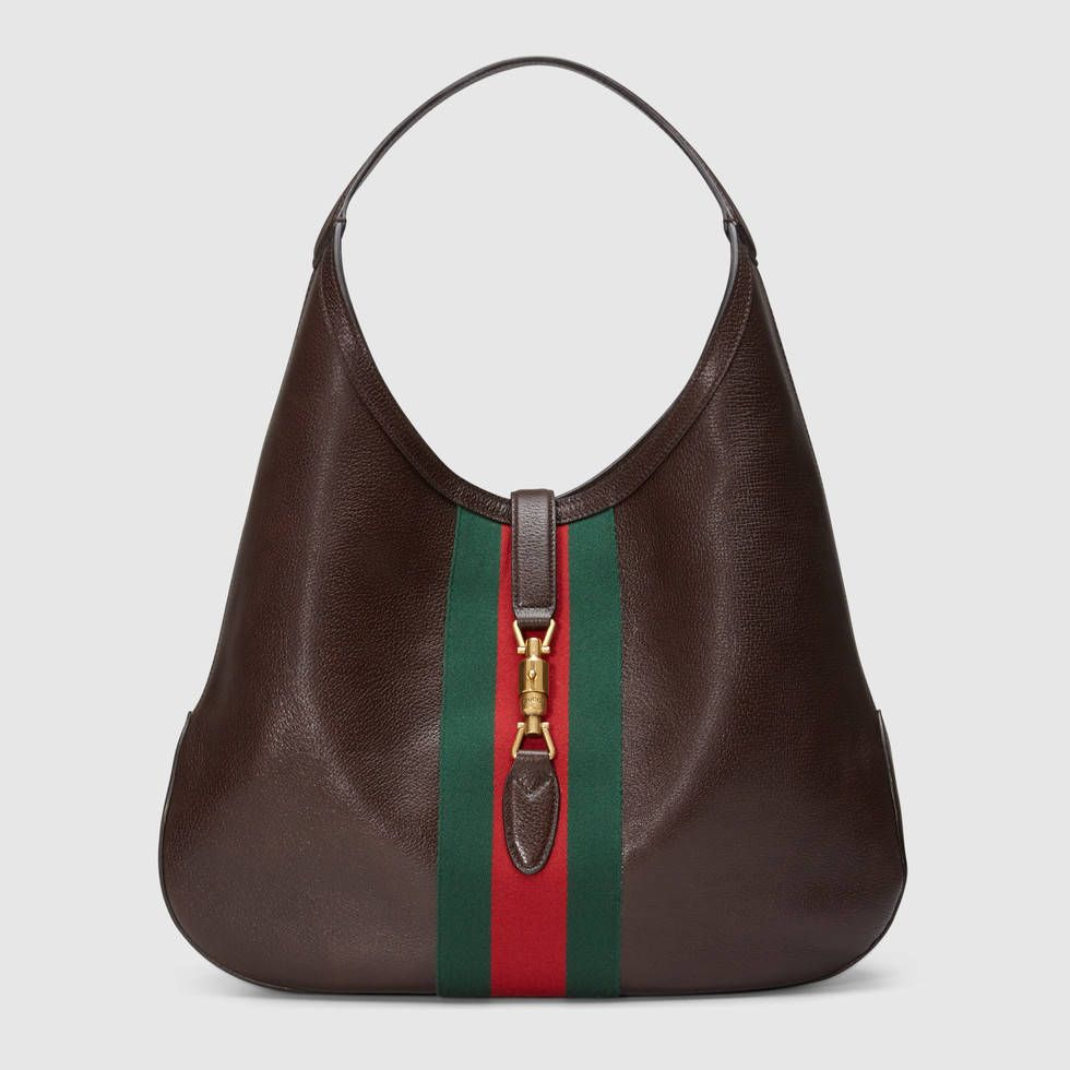 7a34632cfa050 Gucci Official Site – Redefining modern luxury fashion. Hobos   Shoulder  BagsBrown ...