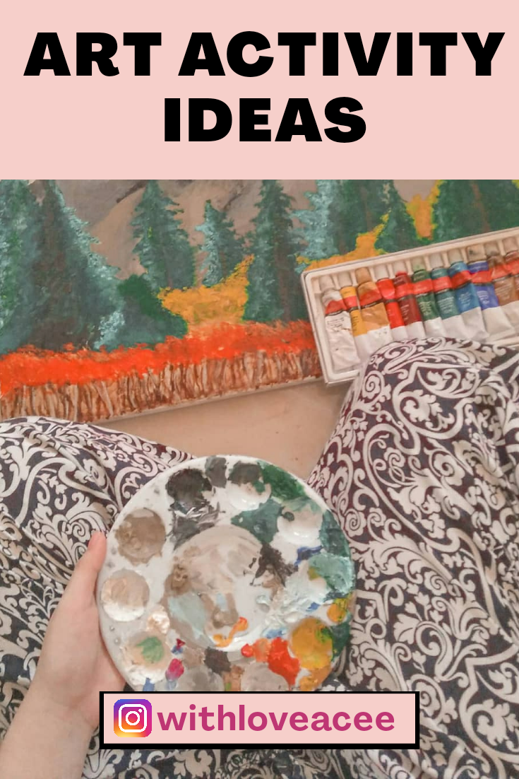 13++ Craft projects for adults during quarantine info