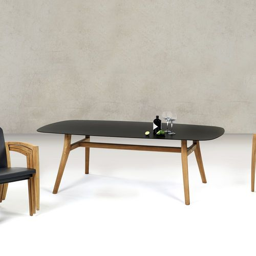 Dining table / rectangular / round / garden ZDZ 220 by Kris Van Puyvelde Royal Botania