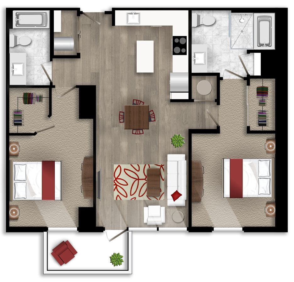 Apartment Style, Luxury Apartments, Apartment