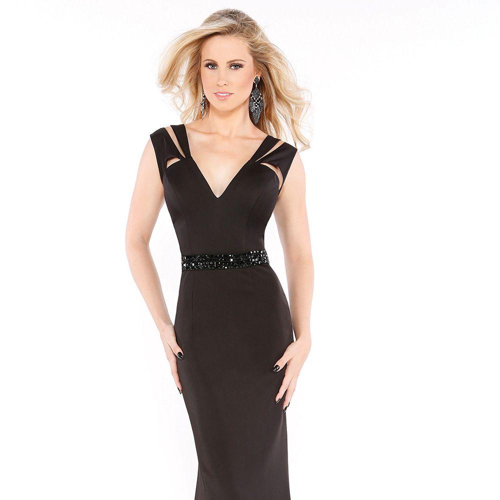 Click to buy ucuc custom made vestido de festa longo rhinestone