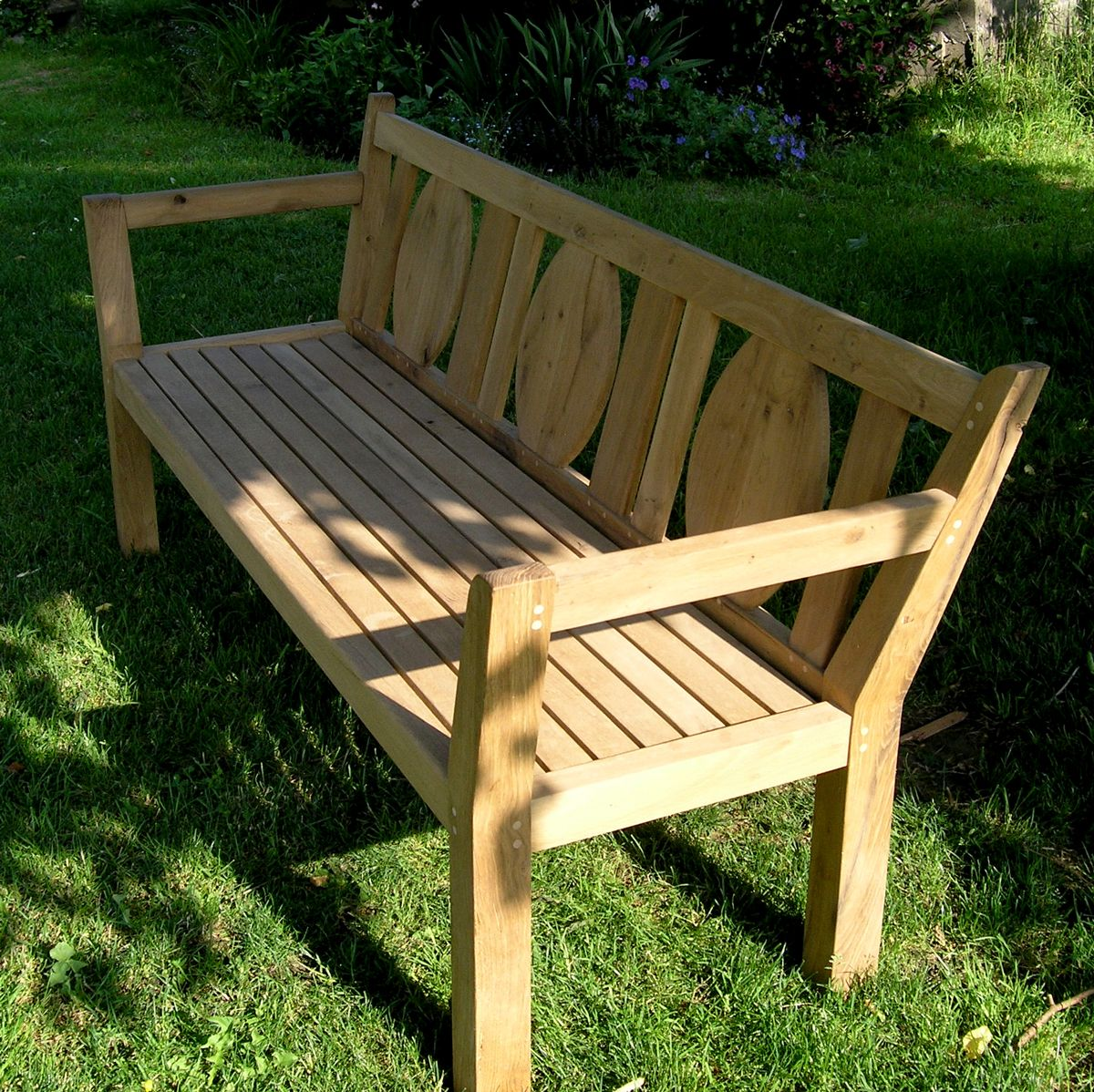 Strange Bespoke Garden Bench In 2019 Makers Chairs Benches Beatyapartments Chair Design Images Beatyapartmentscom