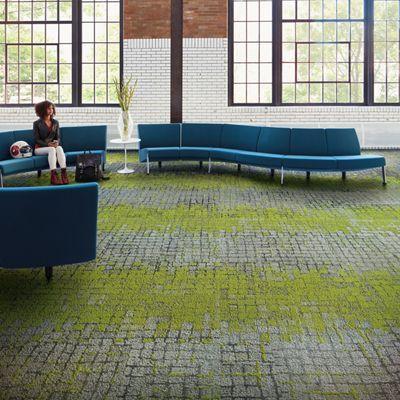Moss Commercial Carpet Tile Interface Csi 096813 Carpet Tiles