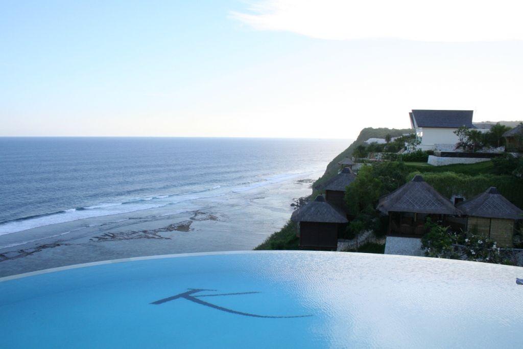 lead me to the Indian Ocean @ Di Mare, Karmakandara, Bali, Indonesia