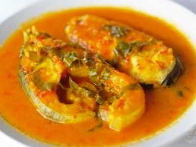 Resep Gulai Ikan Patin Bumbu Kuning Tempoyak Padang Bumbu Balado Eten Recepten Spruiten
