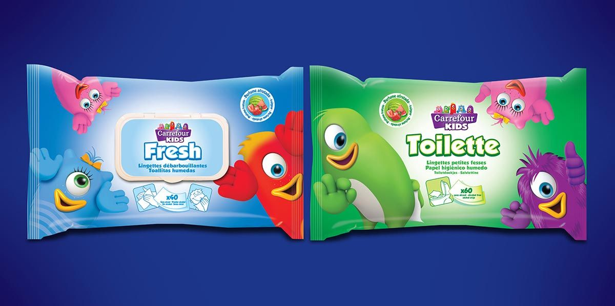 f72cb1c73f33 Carrefour Kids designed by Osborne Pike (read more)   Kid s Food and ...