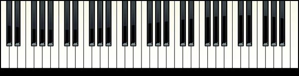 Piano Keys Png Clip Art Image Art Images Clip Art Piano Keys