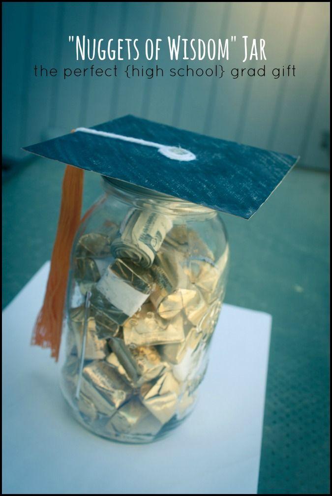 Graduation Gift Ideas | High school graduation, Graduation and ...