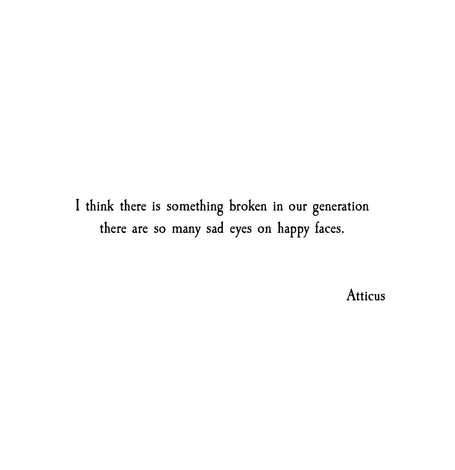 sad quotes about eyes