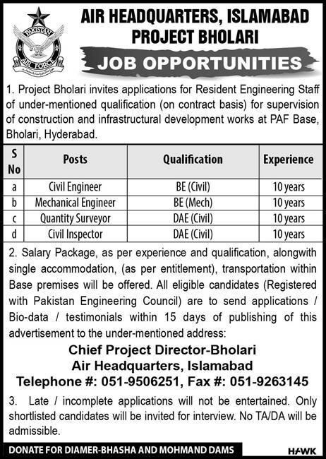 Pin by Khabar Ki Dunya on Jobs In Pakistan Job