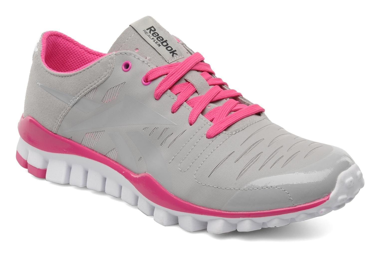 Maestro lava petróleo  Reebok realflex fusion | Reebok, Sport shoes, Shoes