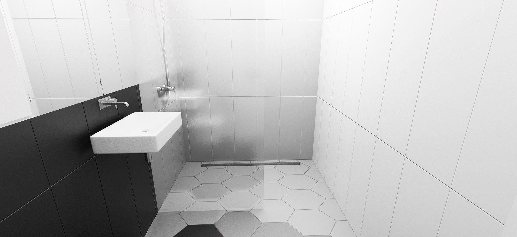 Łazienka w stylu minimalistycznym Łazienka, Wnętrza, Styl
