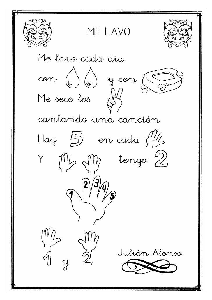 Poesias Infantiles Poemas Infantiles Poesias Infantiles Poesia Para Ninos