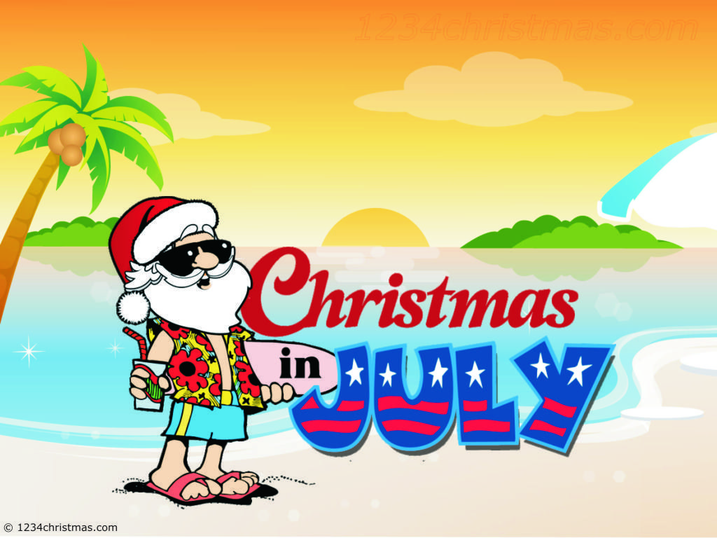 Image Result For Free Christmas In July Images Christmas In July July Images Free Christmas