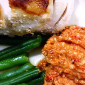 Romesco Sauce for fish, chicken or grilled veggies