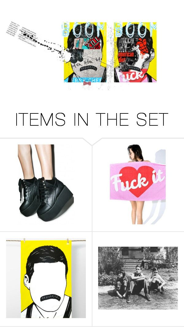 """""""Abolición"""" by rocio1984 ❤ liked on Polyvore featuring art, artset and artexpression"""